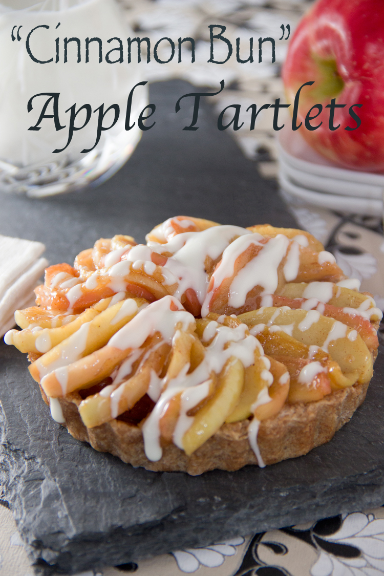 Guiltless-'Cinnamon-Bun'-Apple-Mini-Tarts