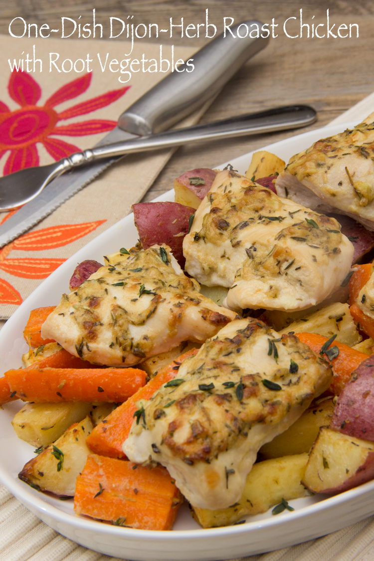 One-Pot-Dijon-Herb-Roast-Chicken-with-Root-Vegetables