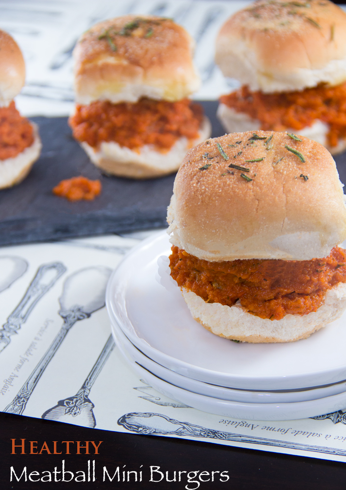 Healthy-Marinara-Meatball-Sliders