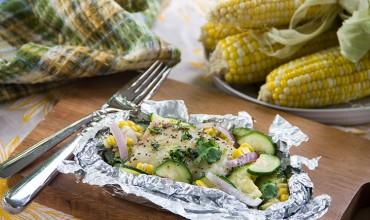 Summer-Grilled-Coconut-Lime-Fish-Pockets
