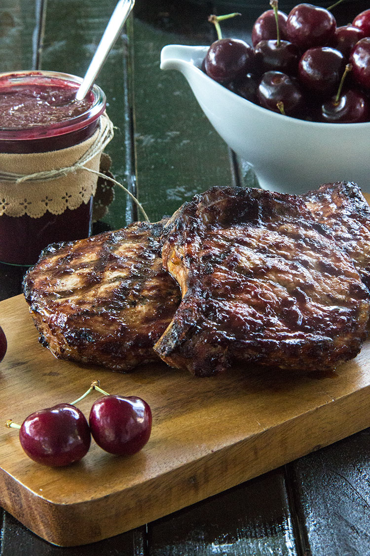 Homemade-Cherry-BBQ-Sauce-