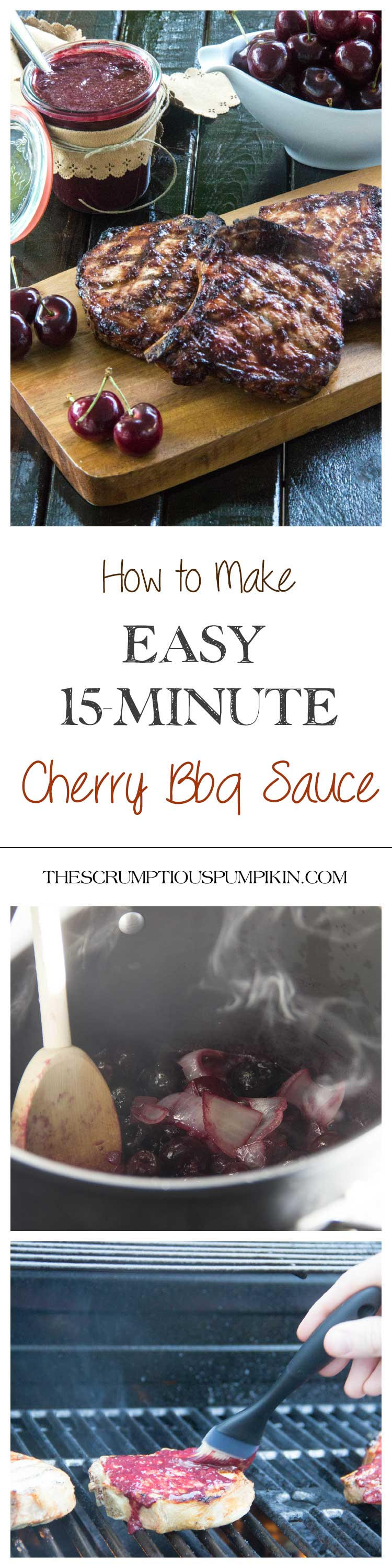 How-To-Make-Easy-15-Minute-Cherry-Barbecue-Sauce