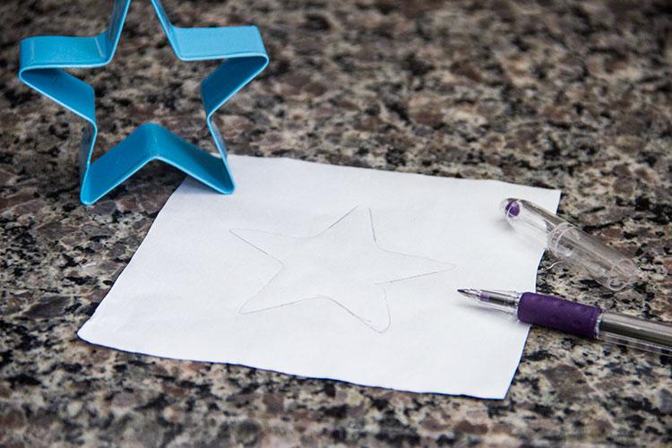 tracing-star