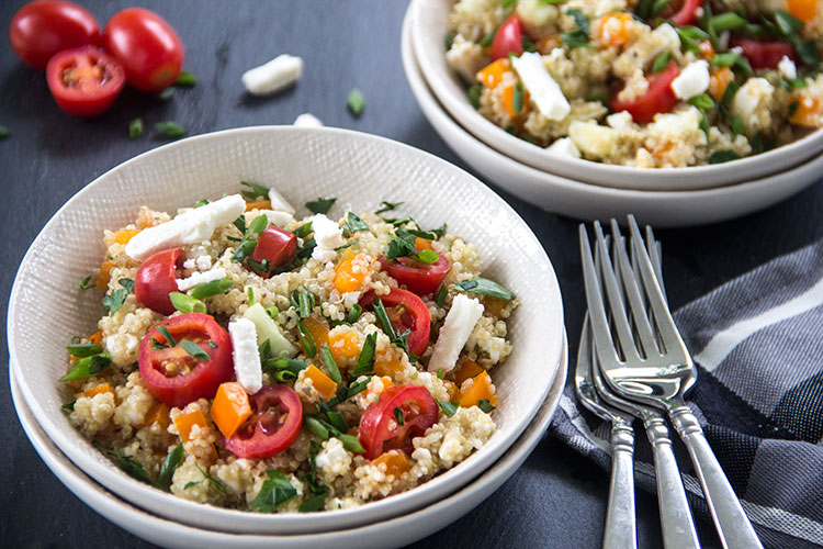 Greek-Tomato-Feta-Quinoa-Salad