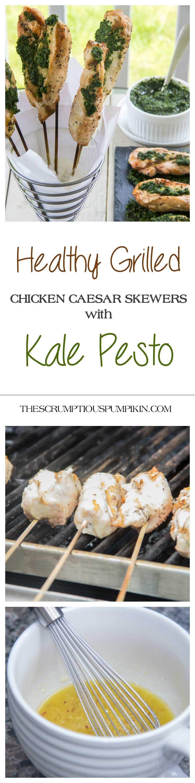 Healthy-Grilled-Chicken-Caesar-Skewers-with-Kale-Pesto