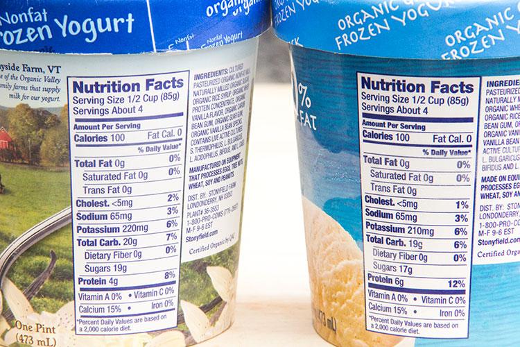 frozen-yogurt-nutrition
