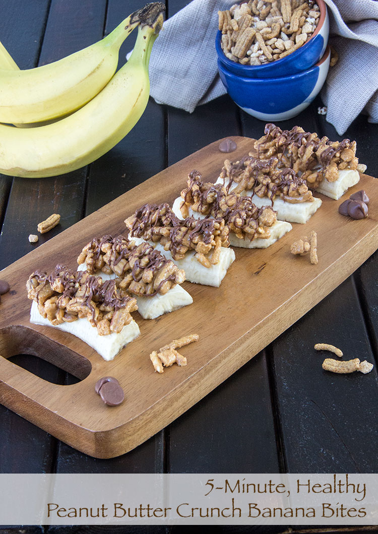 5-Minute-Healthy-Peanut-Butter-Crunch-Bananas