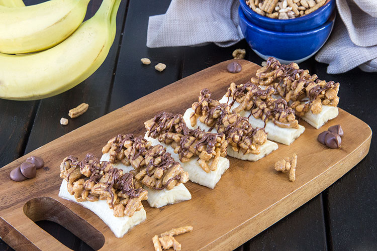 Healthy-Peanut-Butter-Chocolate-Cunch-Bananas