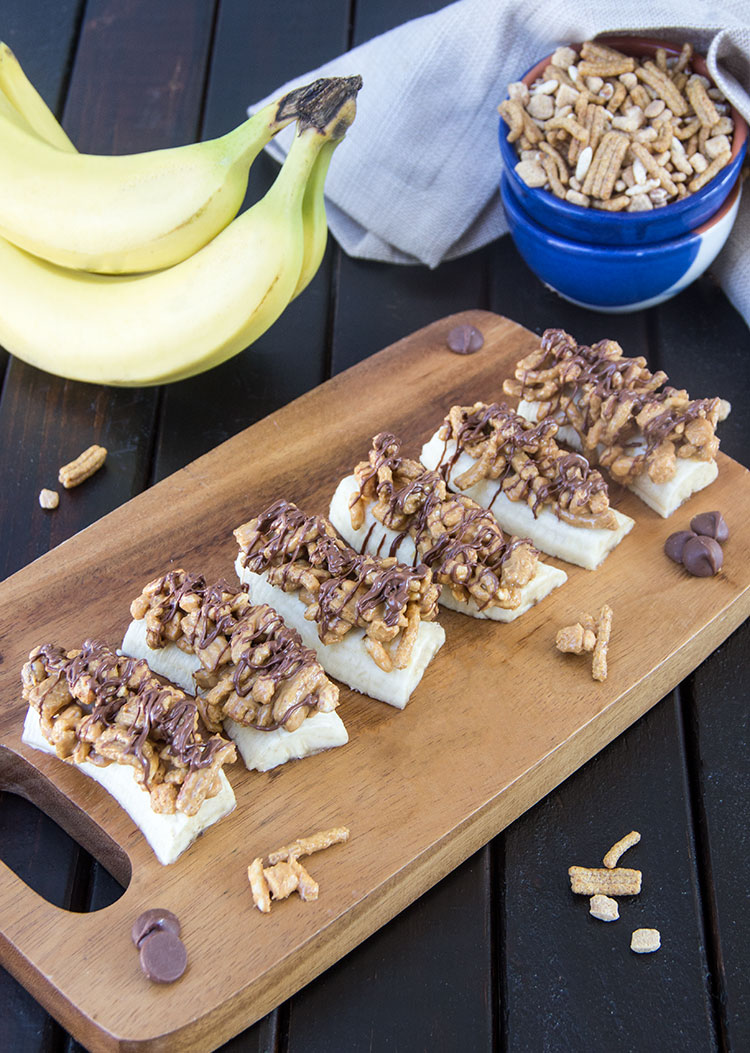 Peanut-Butter-Crunch-Banana-Snack