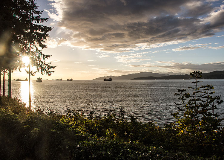 Sunset-stanley-park-vancouver