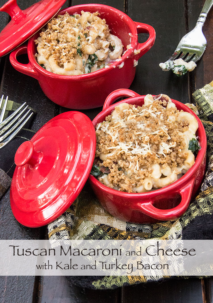 Tuscan-Macaroni-and-Cheese-with-Kale-and-Turkey-Bacon