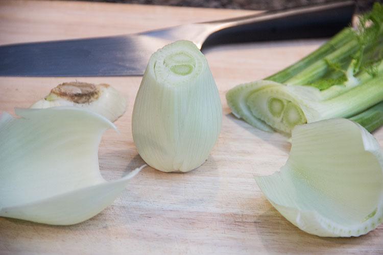 preparing-fennel