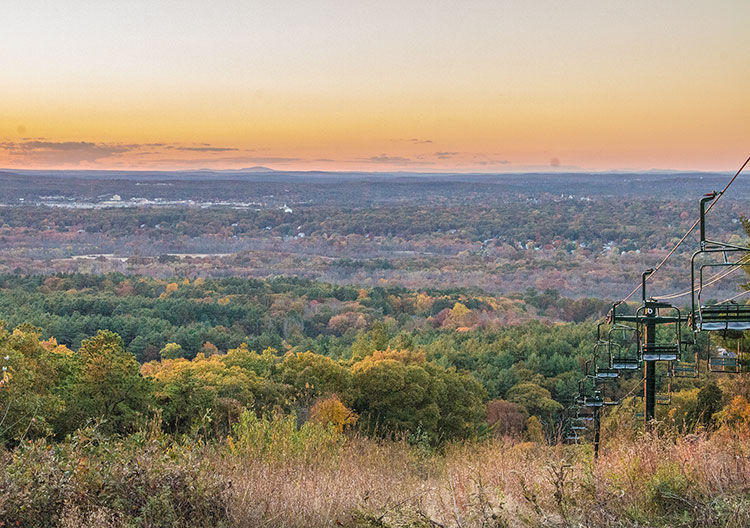 Fall-Sunset-at-Blue-Hills-Reservation