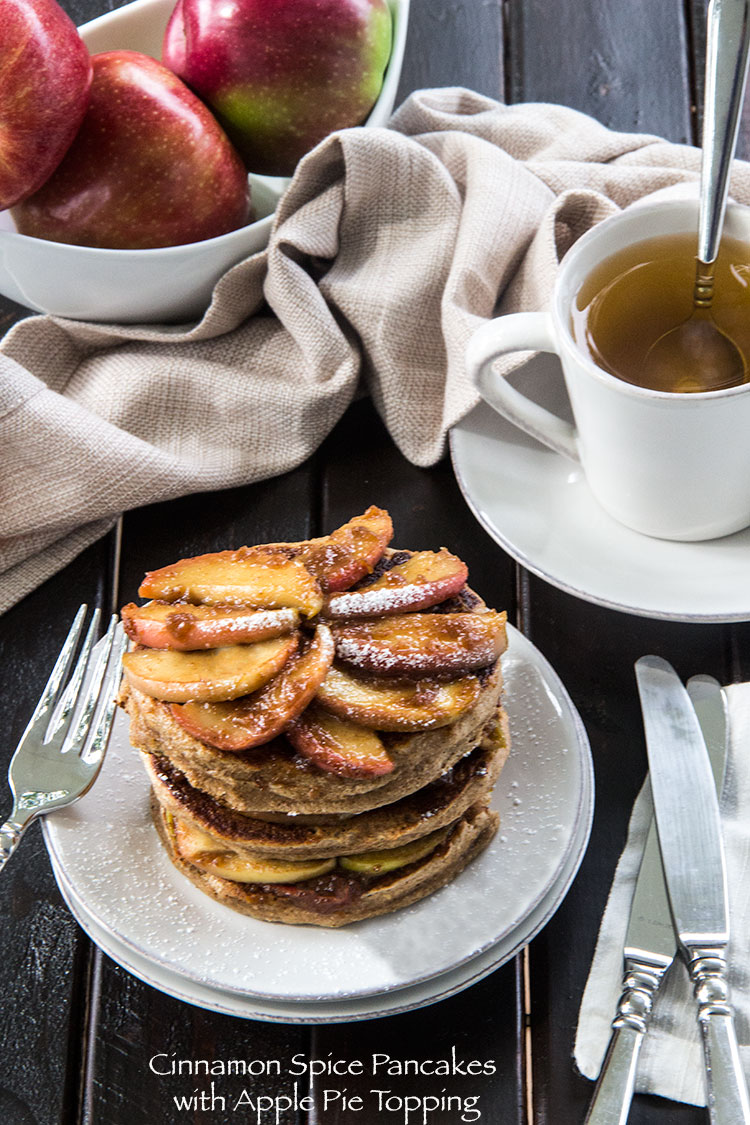 Cinnamon-Spice-Pancakes-with-Apples