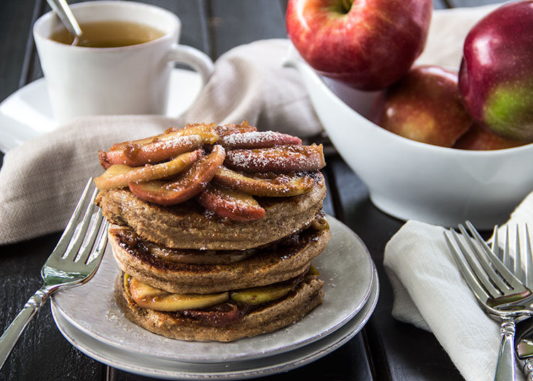 Cinnamon-Spice-Apple-Pancakes
