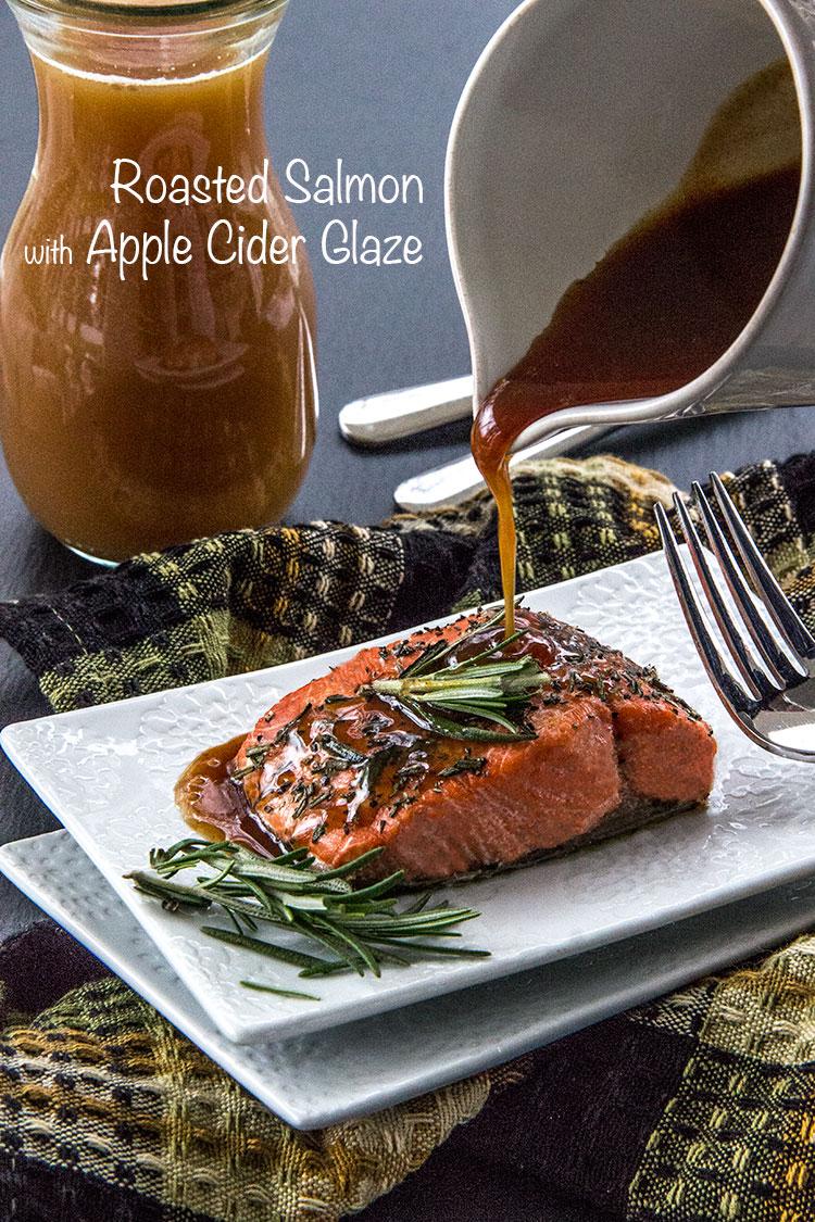 Roast-Salmon-with-Apple-Cider-Glaze