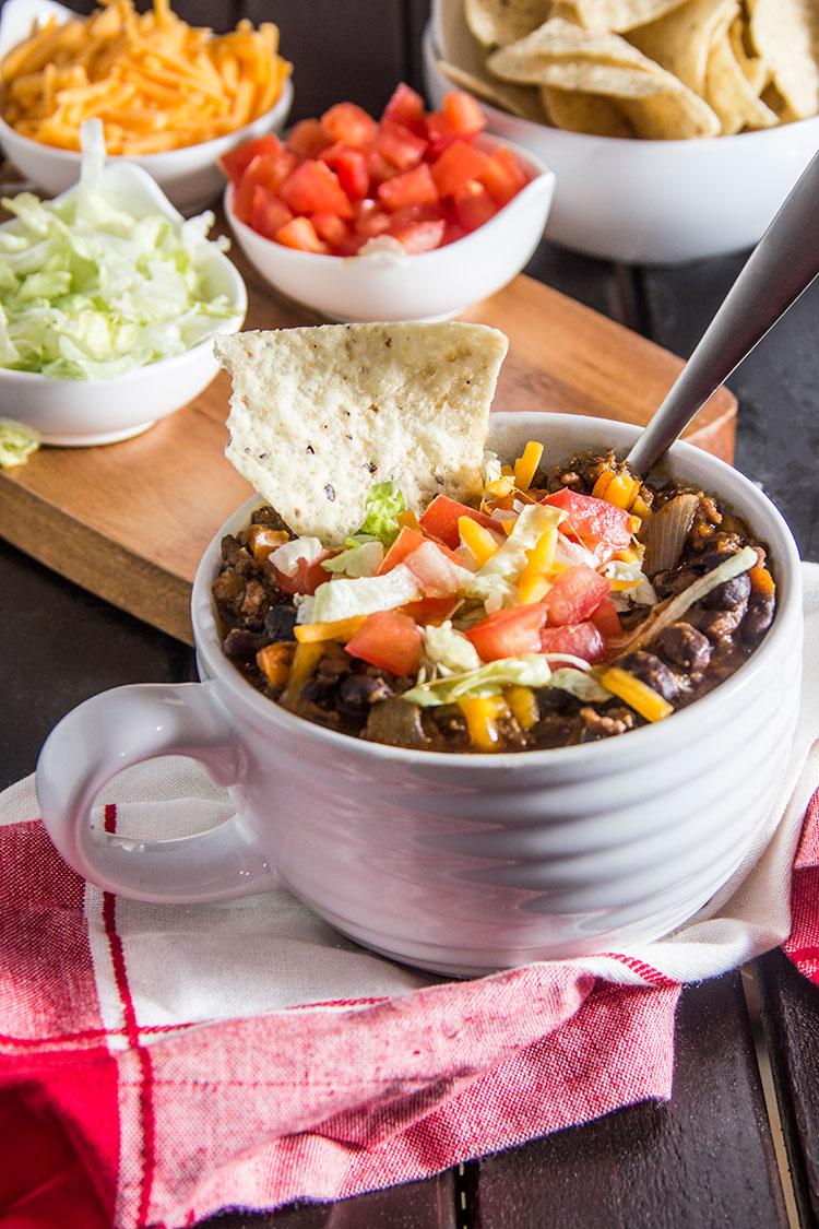 Healthier-Taco-Chili