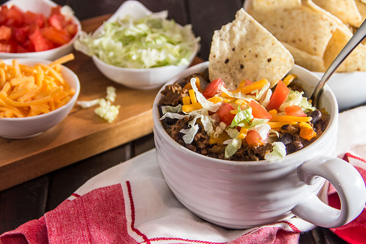 Skinny-Taco-Chili