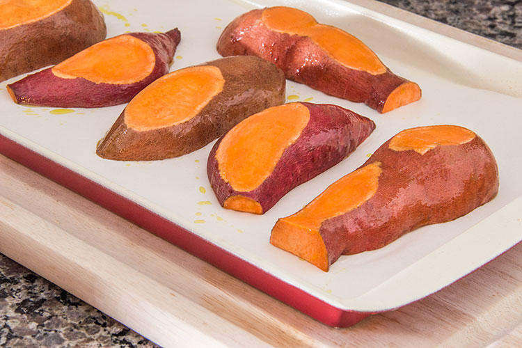 baking-sweet-potato