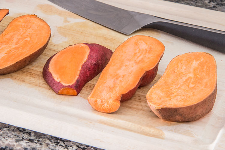 prepping-sweet-potato