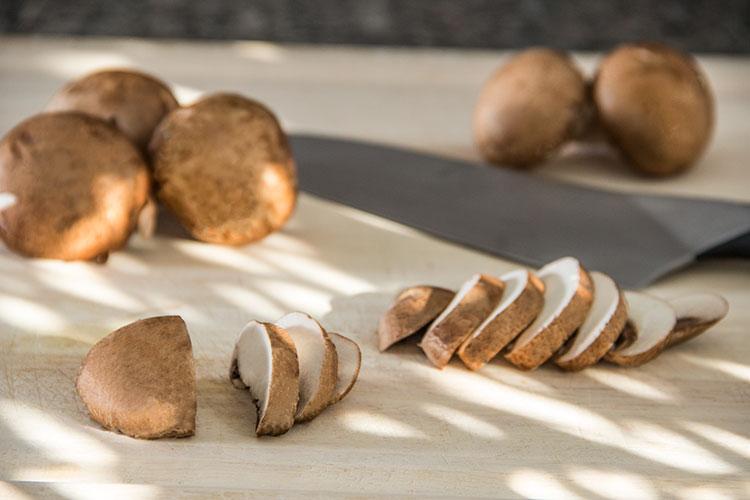 slice-mushroom