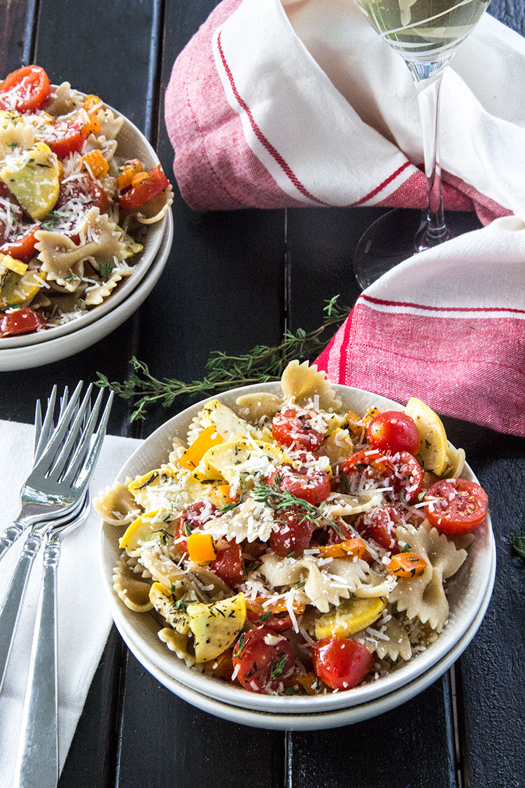 Grilled-Veggie-Pasta-with-Parm