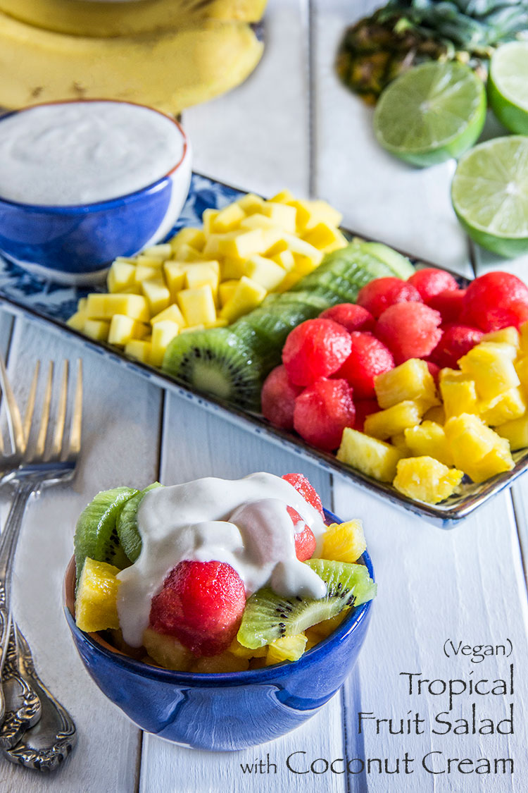 Vegan-Tropical-Fruit-Salad-with-Coconut-Cream