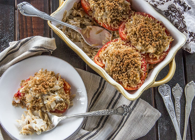 Cheesy-Orzo-Baked-Stuffed-Tomatoes