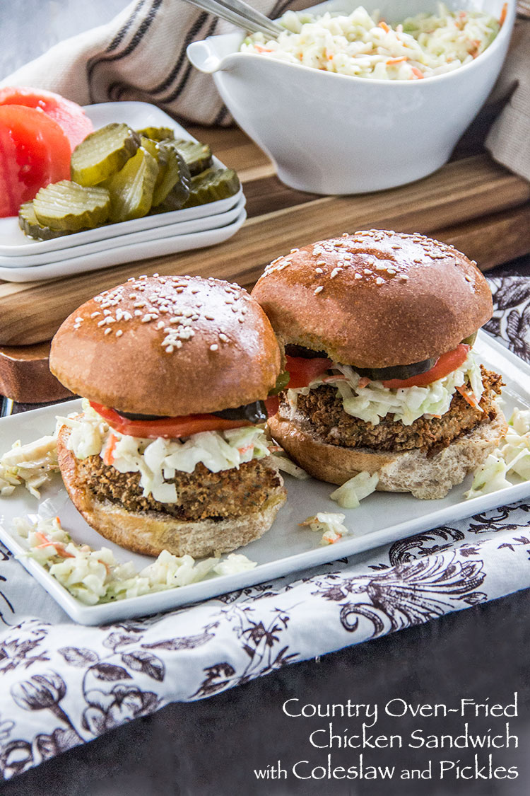 Country-Oven-Fried-Chicken-Sandwich-with-Coleslaw-and-Pickles