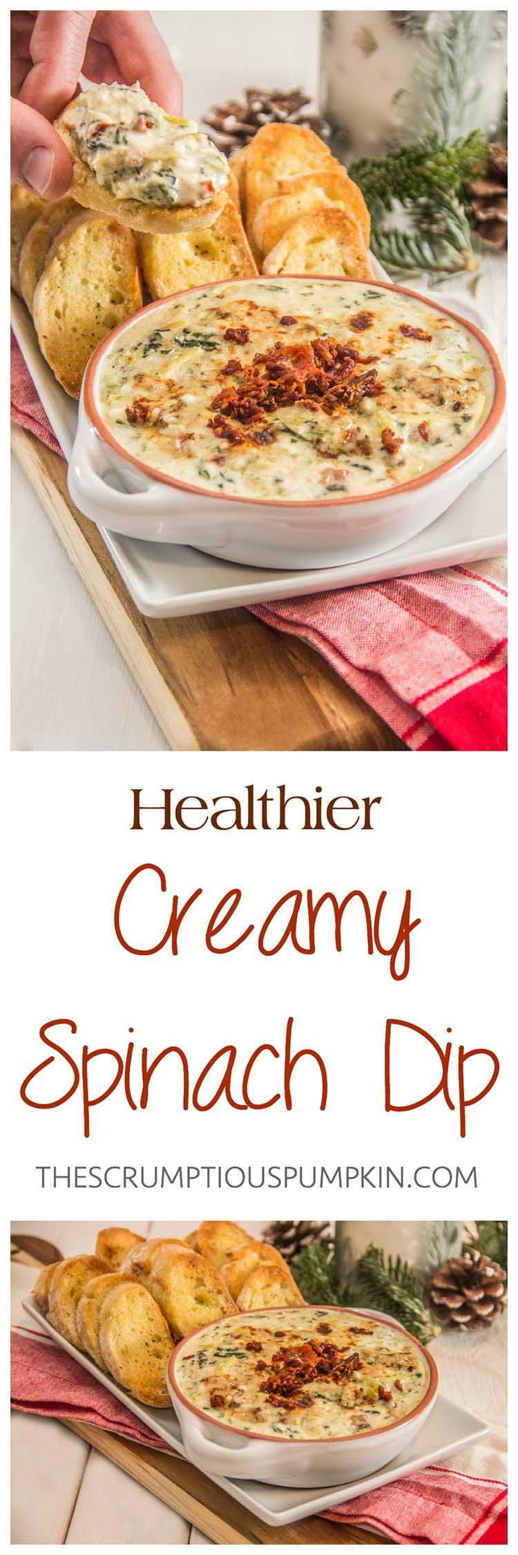 Healthy-Creamy-Spinach-Artichoke-Dip