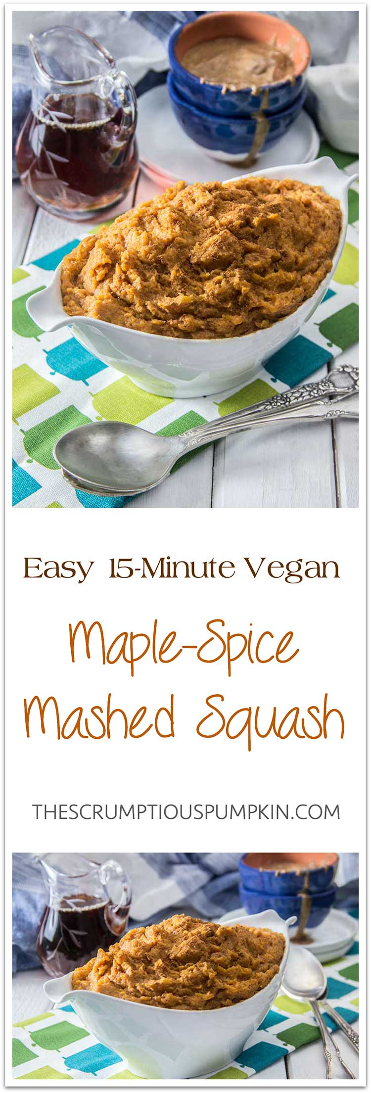 Easy-15-Minute-Vegan-Maple-Spice-Mashed-Squash