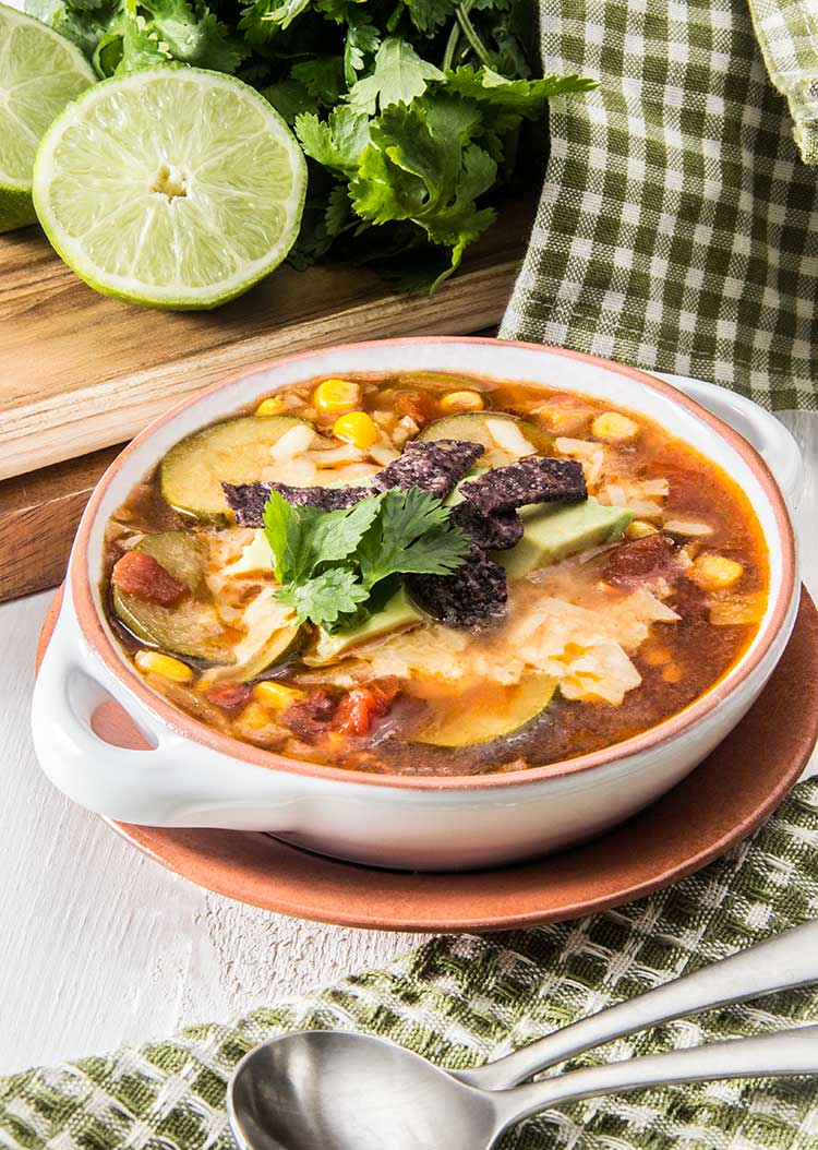Healthier-Slow-Cooker-Tortilla-Soup