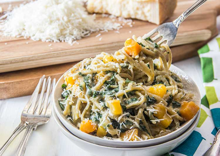 One-Pot-Pasta-Squash-and-Kale