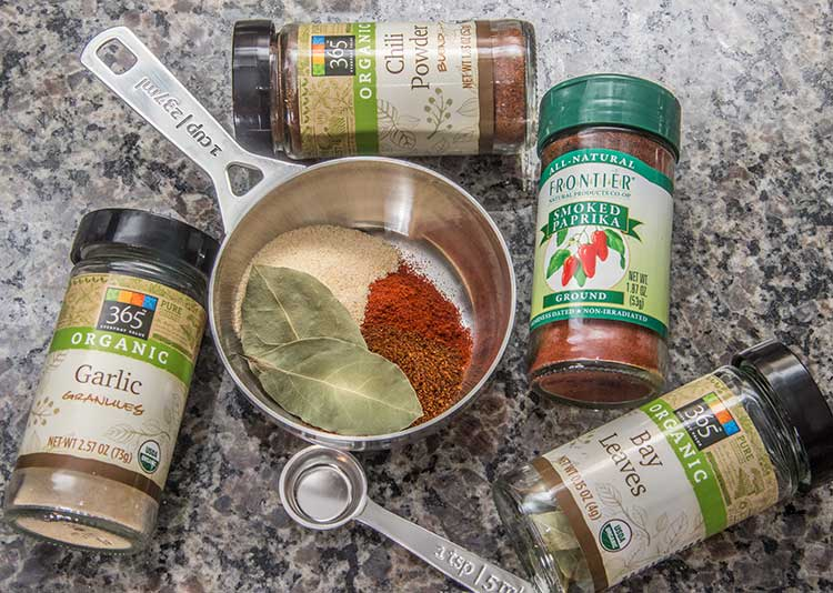 creole-spices