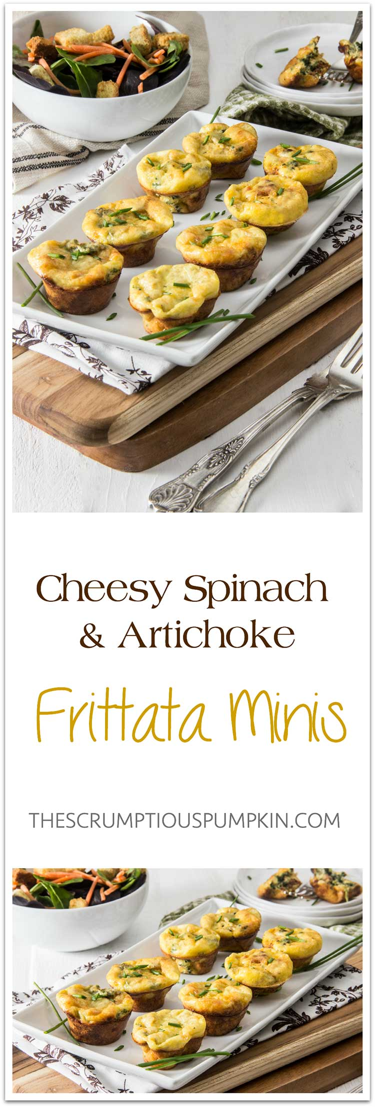 Cheesy-Spinach-and-Artichoke-Frittata-Minis