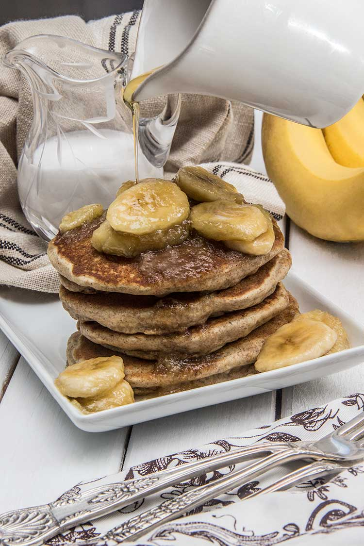 Coconut-Vegan-Pancakes