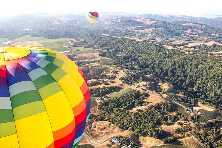 Napa-Valley-Vacation-Hot-Air-Balloon-Ride