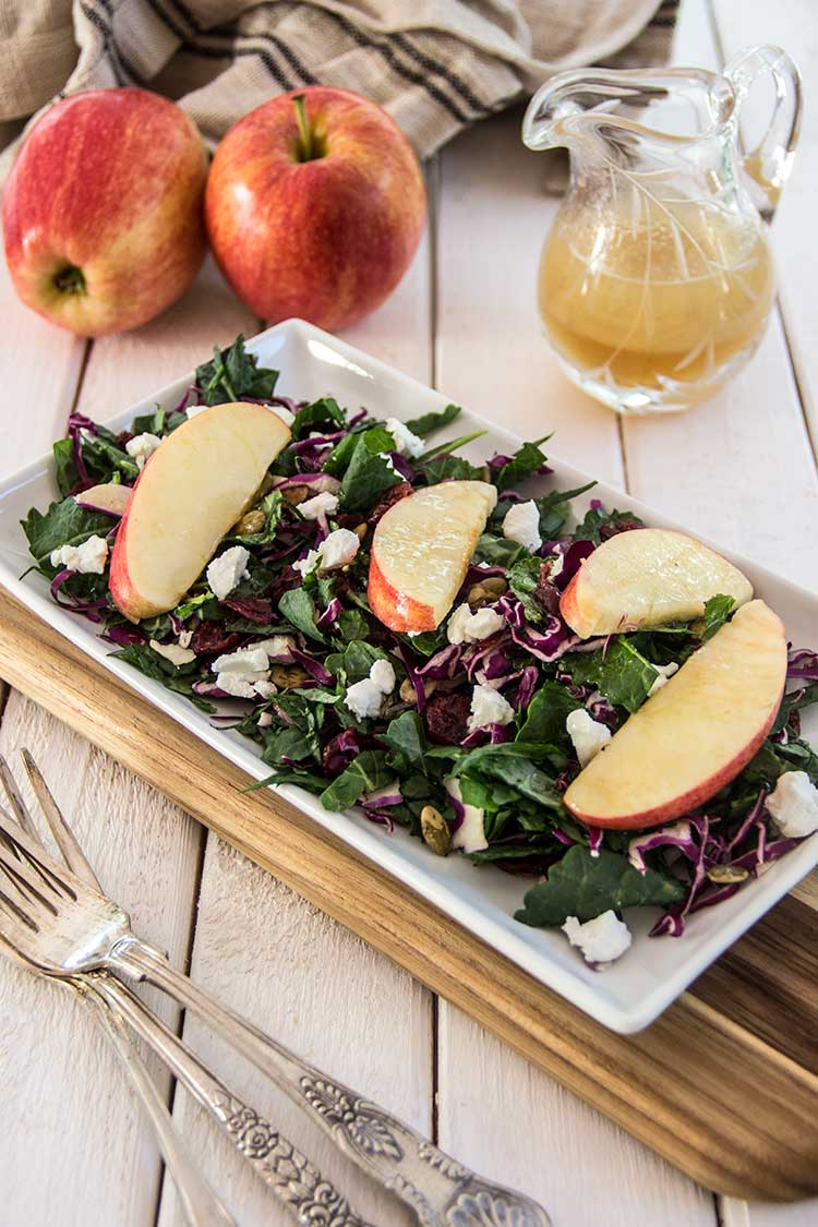 autumn-apple-and-kale-salad-with-maple-dressing