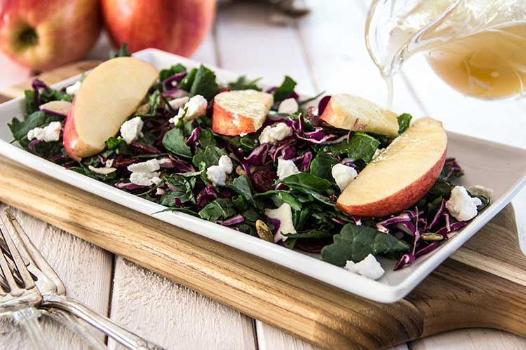 autumn-apple-kale-salad-with-maple-dressing