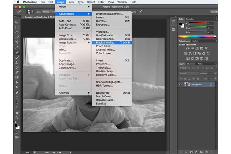 how-to-do-black-and-white-in-photoshop