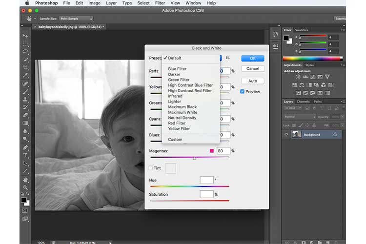 how-to-switch-to-black-and-white-in-photoshop