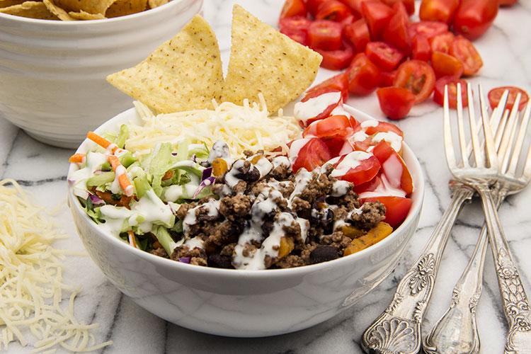 30-Minute-Taco-Bowls