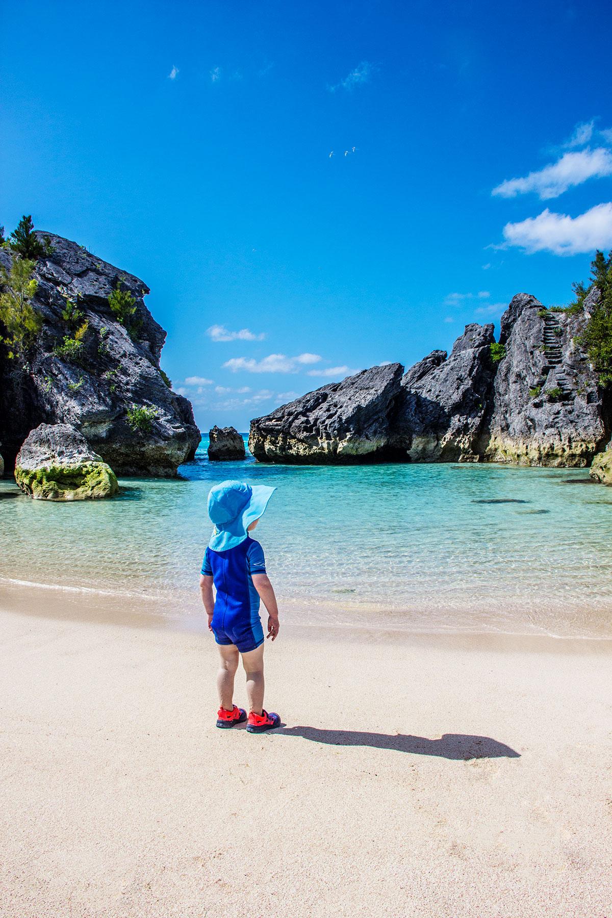 Beautiful-Jobson's-Cove-Bermuda