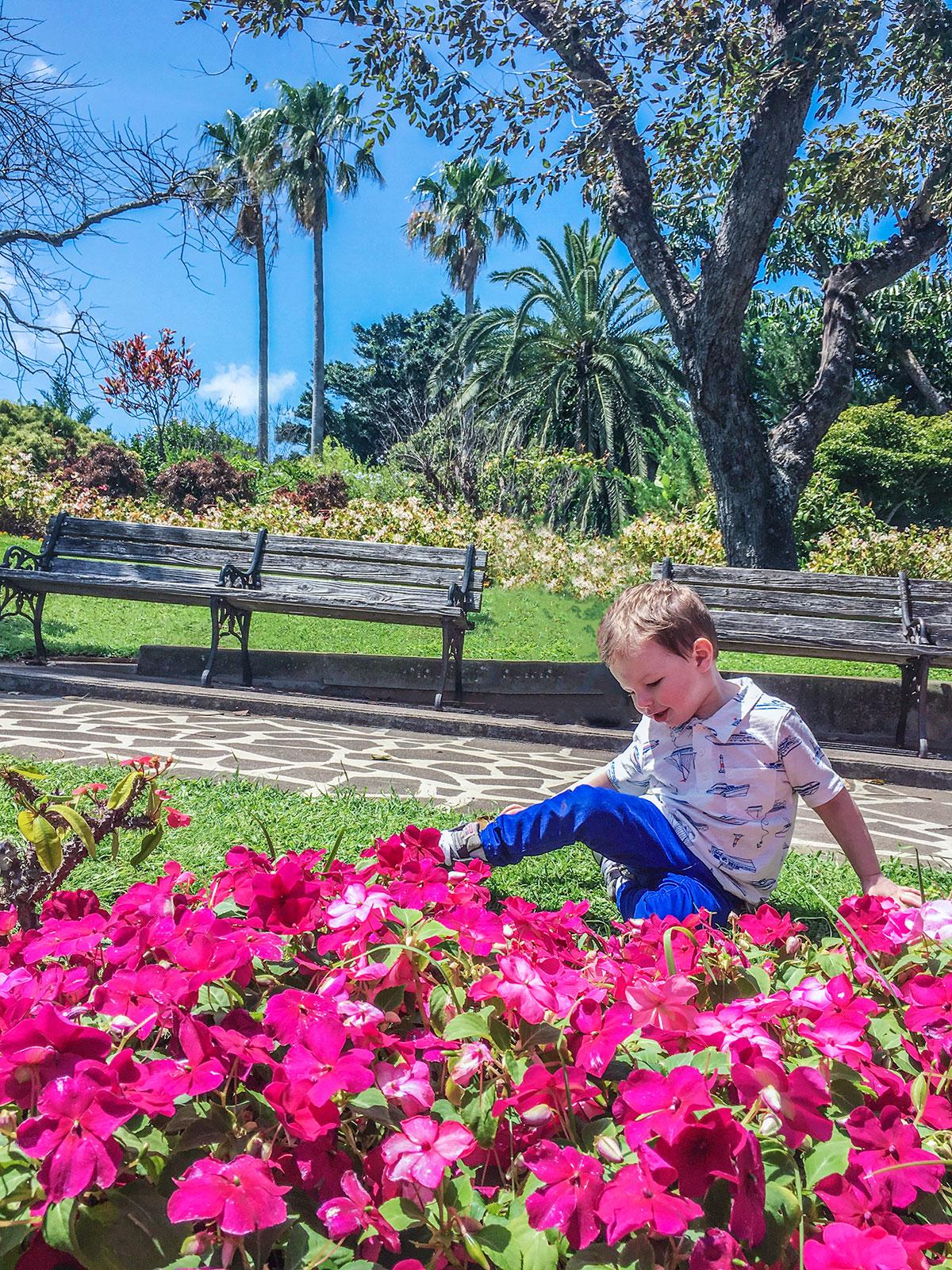 Bermuda-Queen-Elizabeth-Park
