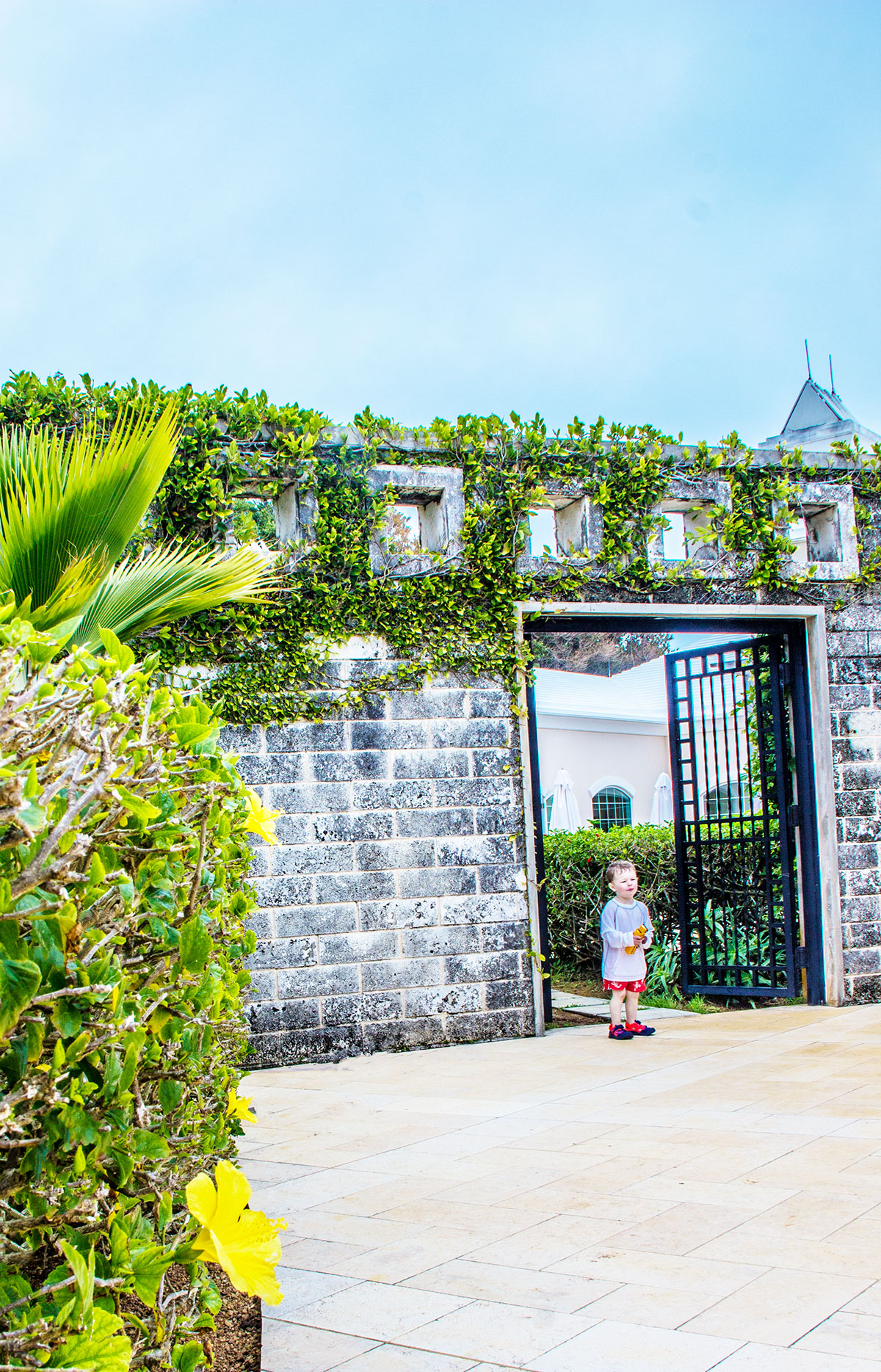 Exploring-the-Grounds-of-Rosewood-Bermuda-Resort