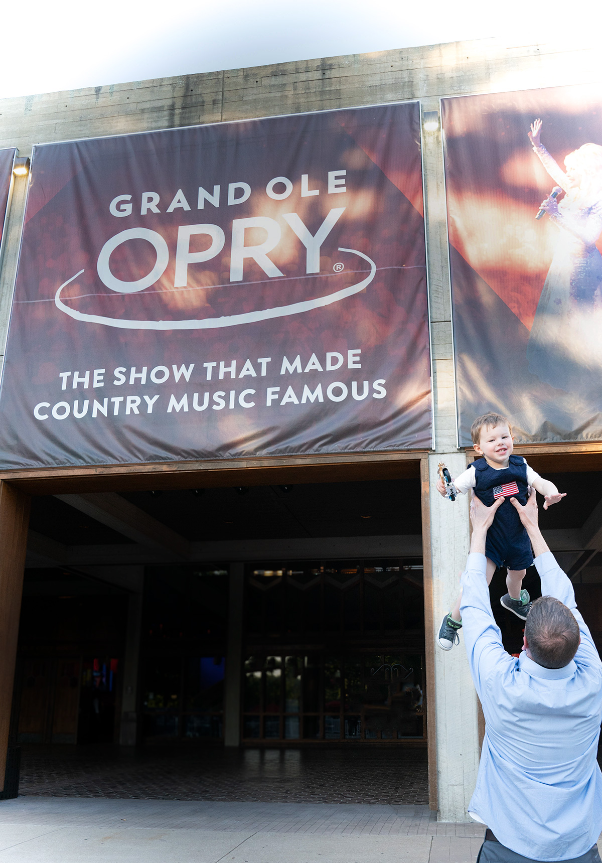Grand-Ole-Opry-Nashville-TN