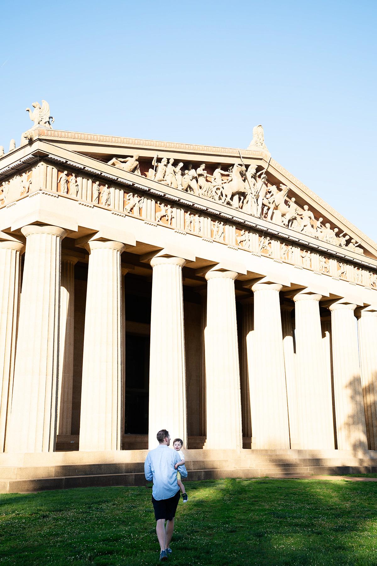 Parthenon-Centennial-Park-Nashville