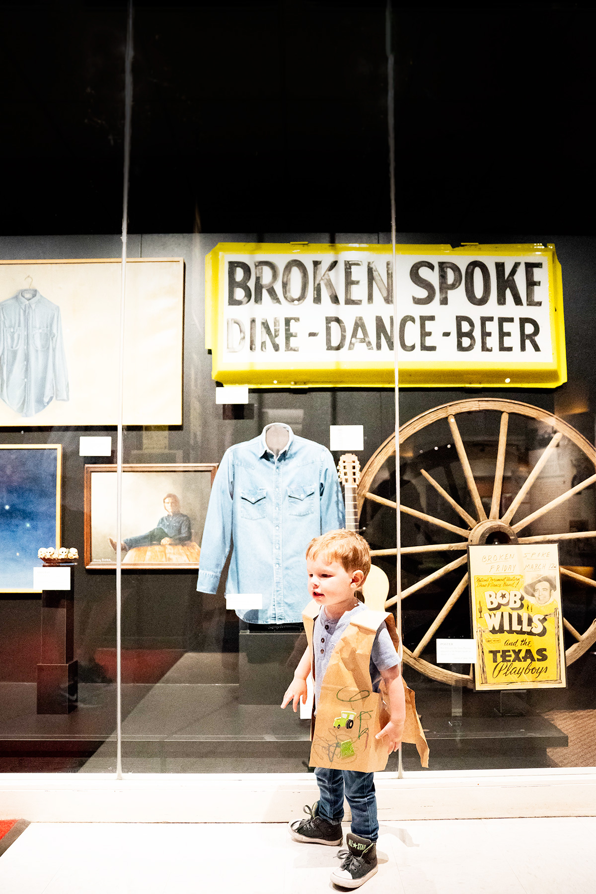 display-at-country-music-hall-of-fame-nashville
