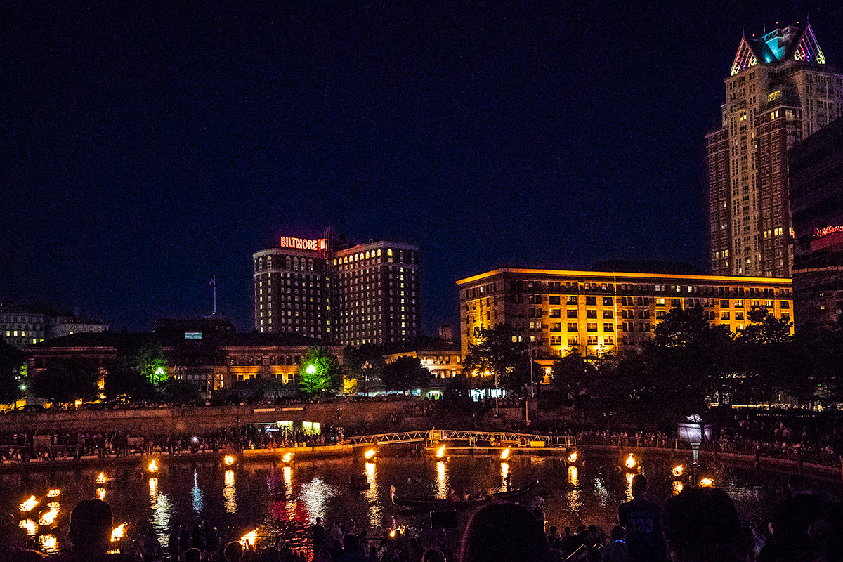 WaterFire-in-Providence-Rhode-Island