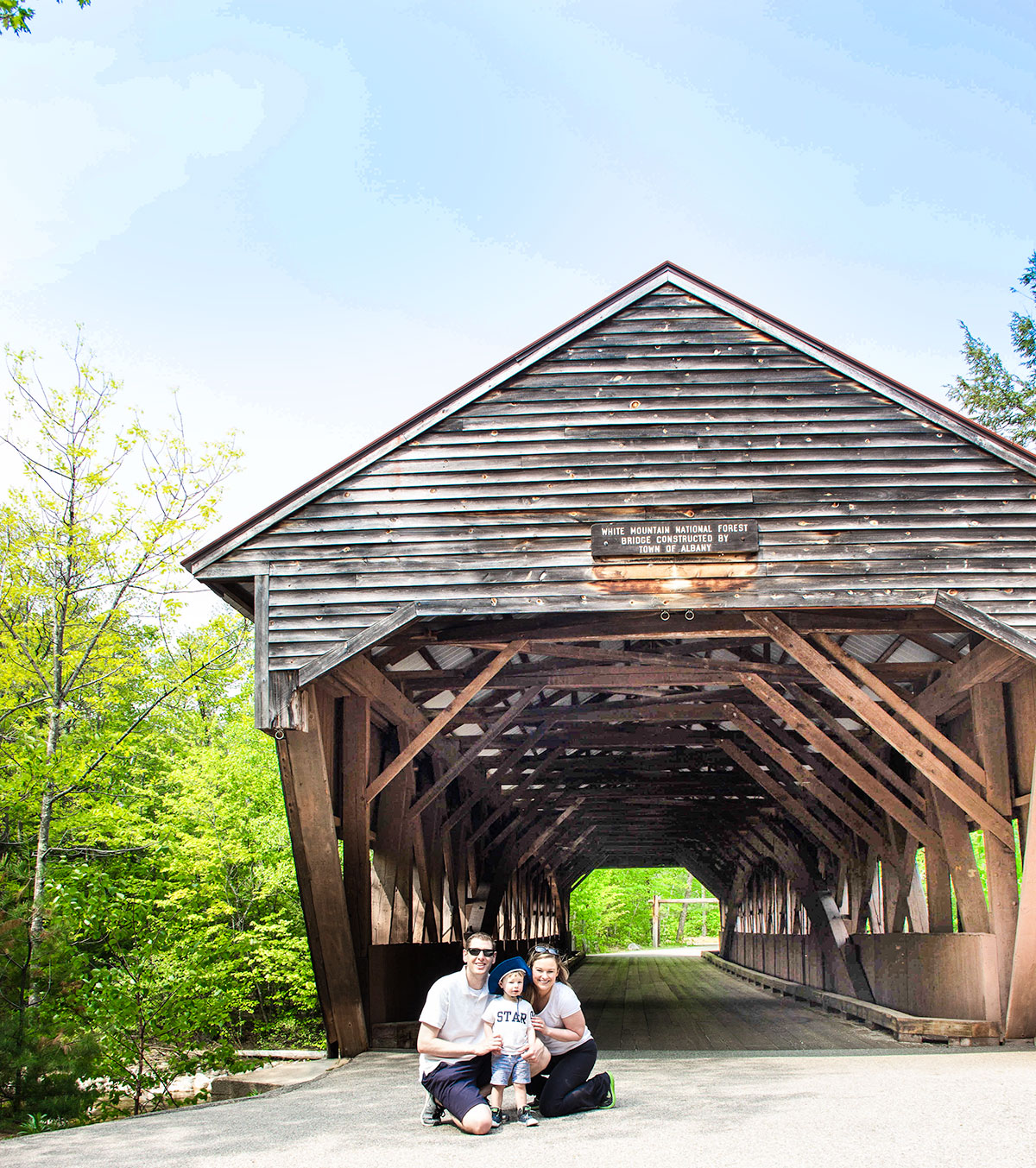 Albany-Covered-Bridge-Kancamagus-Highway-White-Mountains